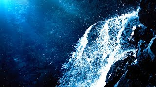 Download Relaxing Waterfall Sounds for Sleep   Fall Asleep & Stay Sleeping with Water White Noise   10 Hours Video