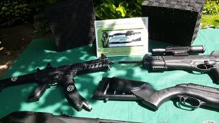 Download SemiAutomatic-Waffen : ASG Tac Repeat 4,5 mm Co2// Rapid Fire by WPU Video