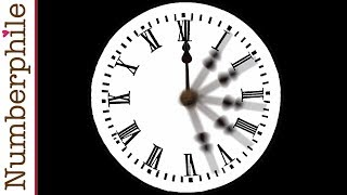 Download When do clock hands overlap? - Numberphile Video