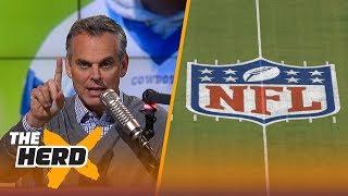Download Every NFL team in 3 SIMPLE words | THE HERD Video