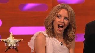 Download Kylie Minogue's Dodgy Waxwork - The Graham Norton Show Video