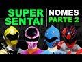 Download nomes de super sentai PT2 - TokuDoc Video