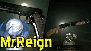 Download RESIDENT EVIL 7 BIOHAZARD - HOW TO GET M21 SHOTGUN & M19 HANDGUN - WEAPONS TEST Video