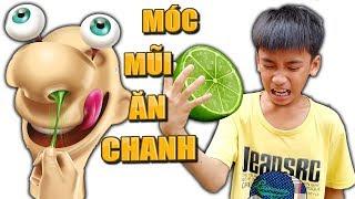 Download Tony   Trò Chơi Móc Mũi Ăn Chanh - Gooey Louis Video