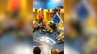 Download Didier Drogba danse avec l'Académie de l'Impact Video
