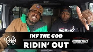 Download RIDIN OUT Freestyles w/ DJ Magic | Ep12 Inf The God Video