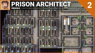 Download Let's Play - Prison Architect (Prison 8) - Part 2 Video