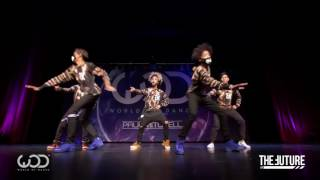 Download World Of Dance - Chicago 2016 [ The Future Kingz feat Ayo and Teo ] Video