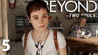 Download JODIE VS DEMONIC SPIRITS?! STOP IT. | Beyond Two Souls | Lets Play - Part 5 Video