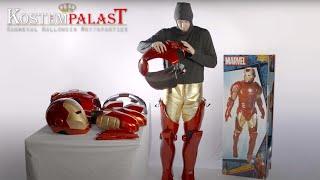 Download Iron Man Supreme Kostüm Video