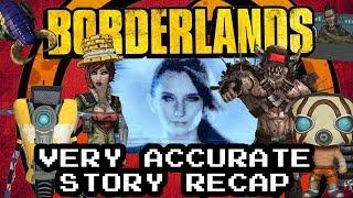 Download Borderlands 1 Very Accurate Story Recap Video