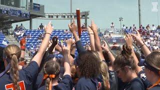 Download Illini Softball | Virginia Tech Highlights - NCAA Regional Video