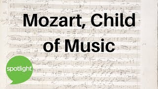 Download ″Mozart, Child of Music″ - practice English with Spotlight Video