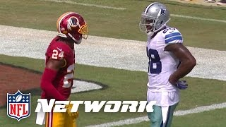Download Deion Sanders Interviews Dez Bryant After Battle with Josh Norman | NFL Network Video