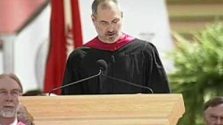 Download Steve Jobs' 2005 Stanford Commencement Address (with intro by President John Hennessy) Video