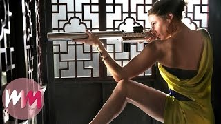 Download Top 10 Kickass Fictional Female Spies in Movies Video