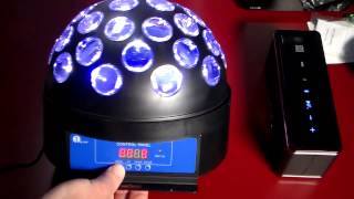 Download 1ByOne LED DJ Party Disco Light Video