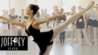 Download Ballet Auditions Day 1 | JOFFREY ELITE Video