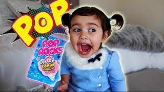 Download BABY VS. POP ROCKS (HILARIOUS REACTION) Video