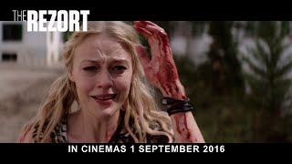 Download THE REZORT - Official Trailer (In Cinemas 1 Sep 2016) Video