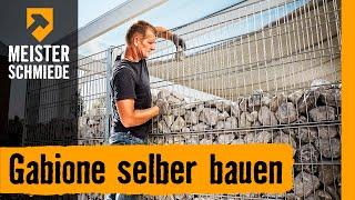 Download Gabione selber bauen | HORNBACH Meisterschmiede Video