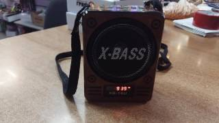 Download Радиоприемник с USB Waxiba XB-18U. UsbFM.ru Video