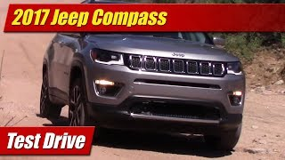 Download 2017 Jeep Compass: Test Drive Video