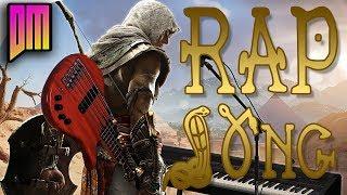 Download Assassin's Creed Origins RAP SONG | Blade in the Backbone | DEFMATCH Video