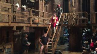 Download Digital #Ham4Ham 1/14/17 - Coronation Of King George III the Fifth Video