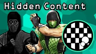 Download Hidden Content: Mortal Kombat's Insane Secret Characters Video