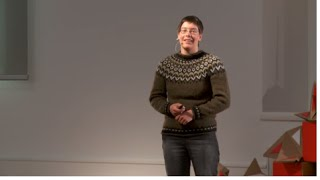 Download The magic of the Arctic and the reality of climate change | Kerstin Langenberger | TEDxDundee Video
