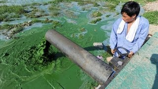 Download Move Over, Smog: China's Water Pollution Off the Charts (LinkAsia: 3/1/13) Video