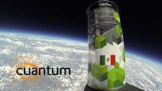 Download Mexican Space Technology (CanSat) - Earth taken from the stratosphere. Video