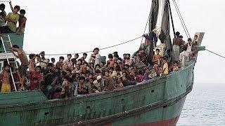 Download Thailand calls May 29 summit on Rohingya 'boat people' crisis Video