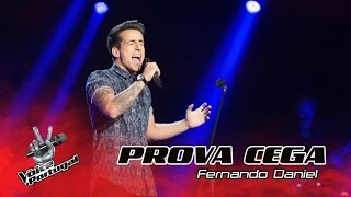 Download Fernando Daniel - ″When We Were Young″ | Provas Cegas | The Voice Portugal Video