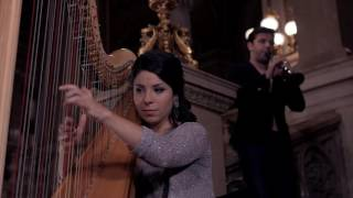 Download Anneleen Lenaerts & Dionysis Grammenos: Schumann & Schubert (harp and clarinet) Video