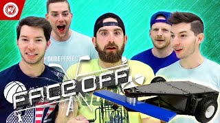 Download DUDE PERFECT Battlebots Edition | FACEOFF Video