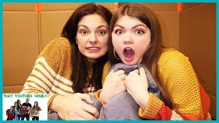 Download 24 Hours In Box Fort / That YouTub3 Family I Family Channel Video