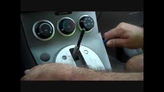 Download Nissan Sentra Radio Removal Video