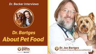Download Dr. Becker Talks About Pet Food with Dr. Bartges Video