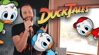 Download DuckTales - Opening Theme song (Cover by Jonathan Young) Video