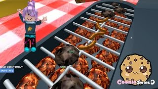 Download Roblox BBQ Grill , High School + More Cookieswirlc Let's Play Online Game Video Video
