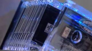 Download Audio Cassette music tapes being manufactured in India: archival Video