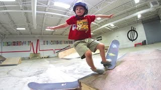 Download FATHER SON SKATE DEDICATION! / Slam Again And Again! Video