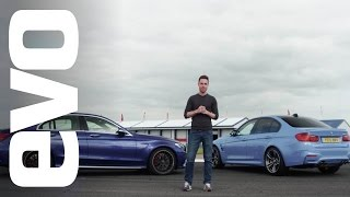 Download BMW M3 v Mercedes-Benz C63 S AMG | evo DEADLY RIVALS Video
