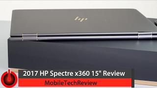 Download 2017 HP Spectre x360 15″ Review Video