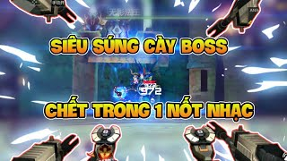 Download CF Mobile / CF Legends : Siêu Vũ Khí AN94 GALAXY Đi AI Sức Mạnh Bá Đạo Tiêu Diệt Boss Trong Tích Tắc Video