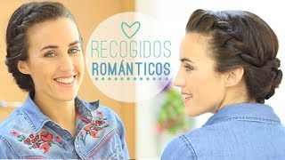 Download COMO HACER RECOGIDOS FÁCILES ESTILO ROMÁNTICO Video