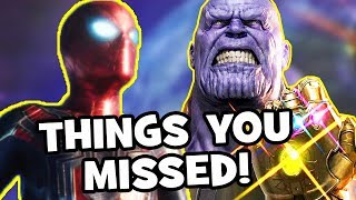 Download AVENGERS INFINITY WAR Trailer Easter Eggs, Infinity Stones & Things You Missed (FULL ANALYSIS) Video