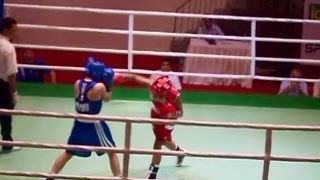 Download World champion Sarjubala | Final bout of World Women's Youth Boxing Championships 2011| 1st round Video